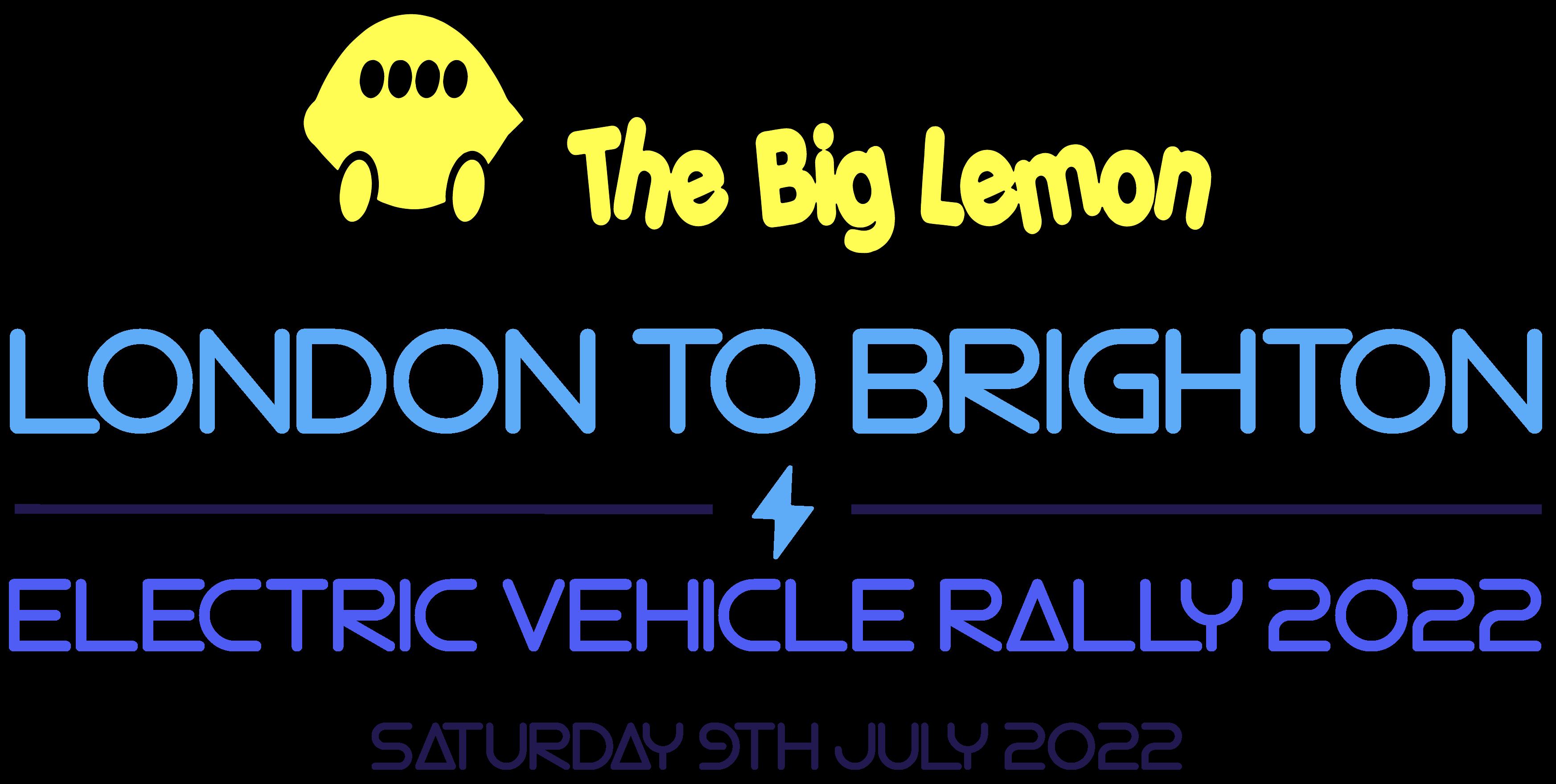 London to Brighton Electric Vehicle Rally